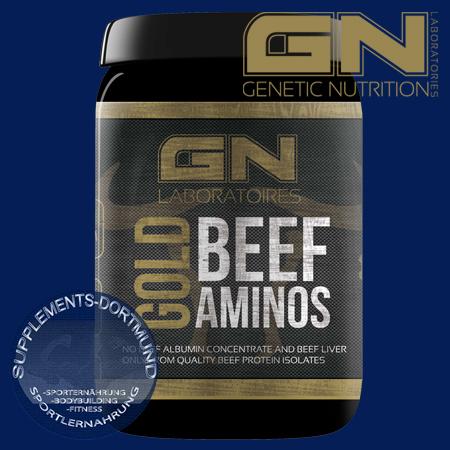 Gold Beef Aminos 350 Aminosäuretabletten