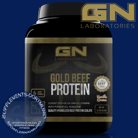 Gold Beef Protein 2273g Dose